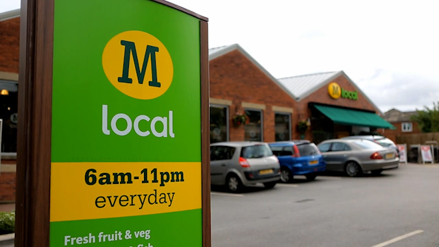 Morrisons has announced that its chairman Ian Gibson will step down next year