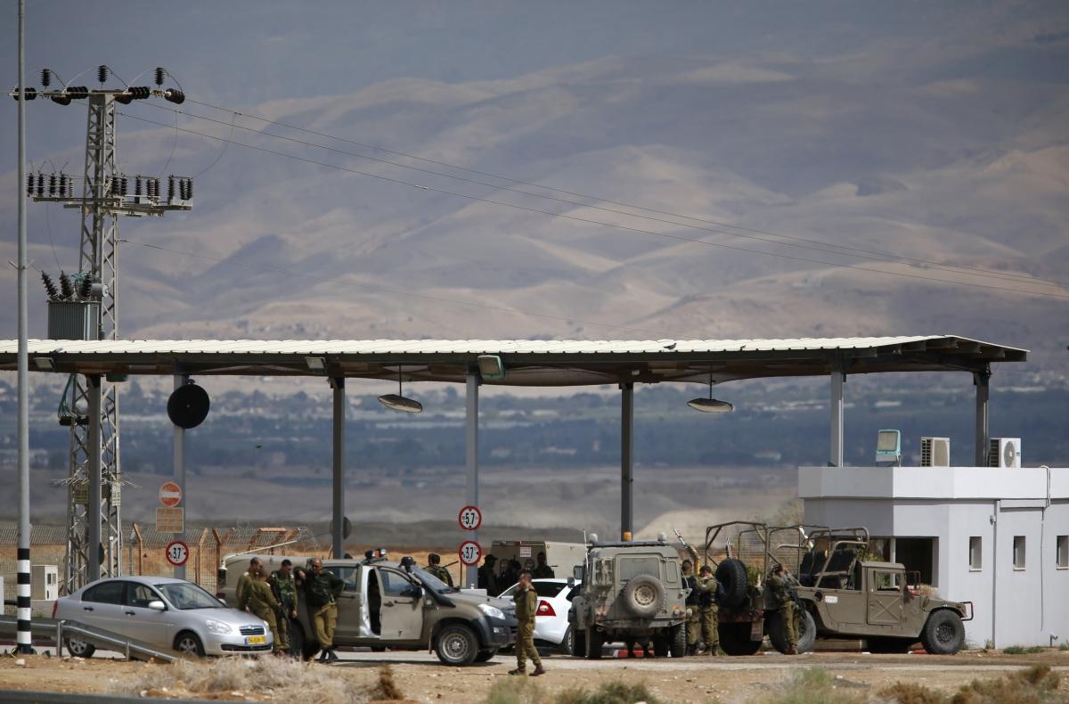 Jordan Judge Raed Zueter Killed By Israeli Soldiers at Allenby Crossing