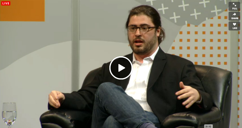Christopher Soghoian speaks with SXSW and Edward Snowden