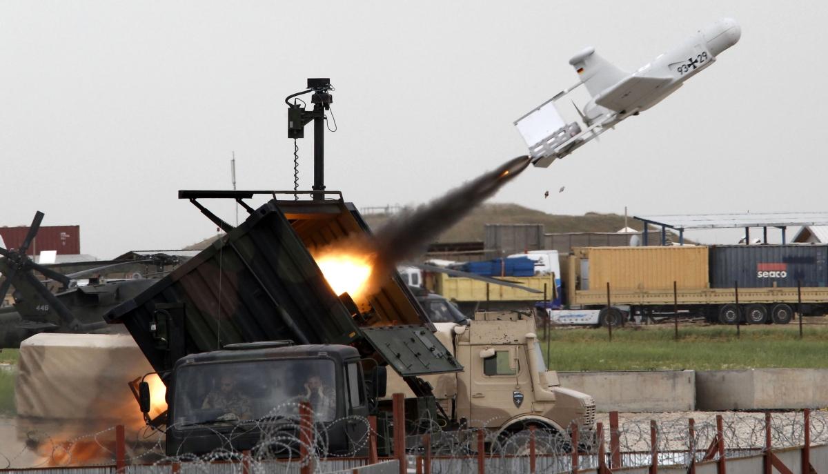 Ukraine Drone Russia Surveillance NATO Poland Romania