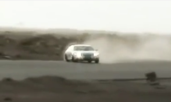 Car drifting