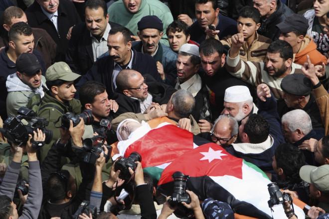 Raed Zueter jordan judge funeral