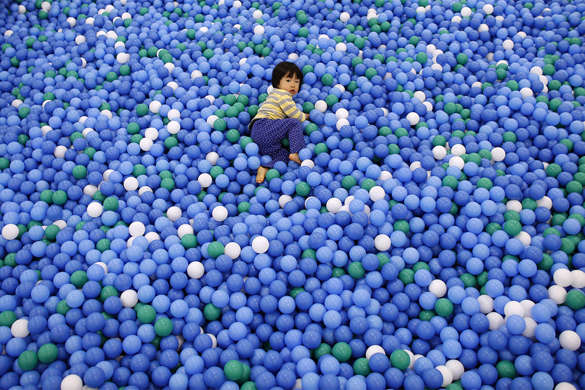 kid ball pool