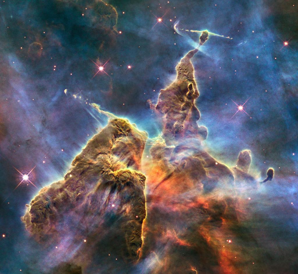 NASA Cosmos images