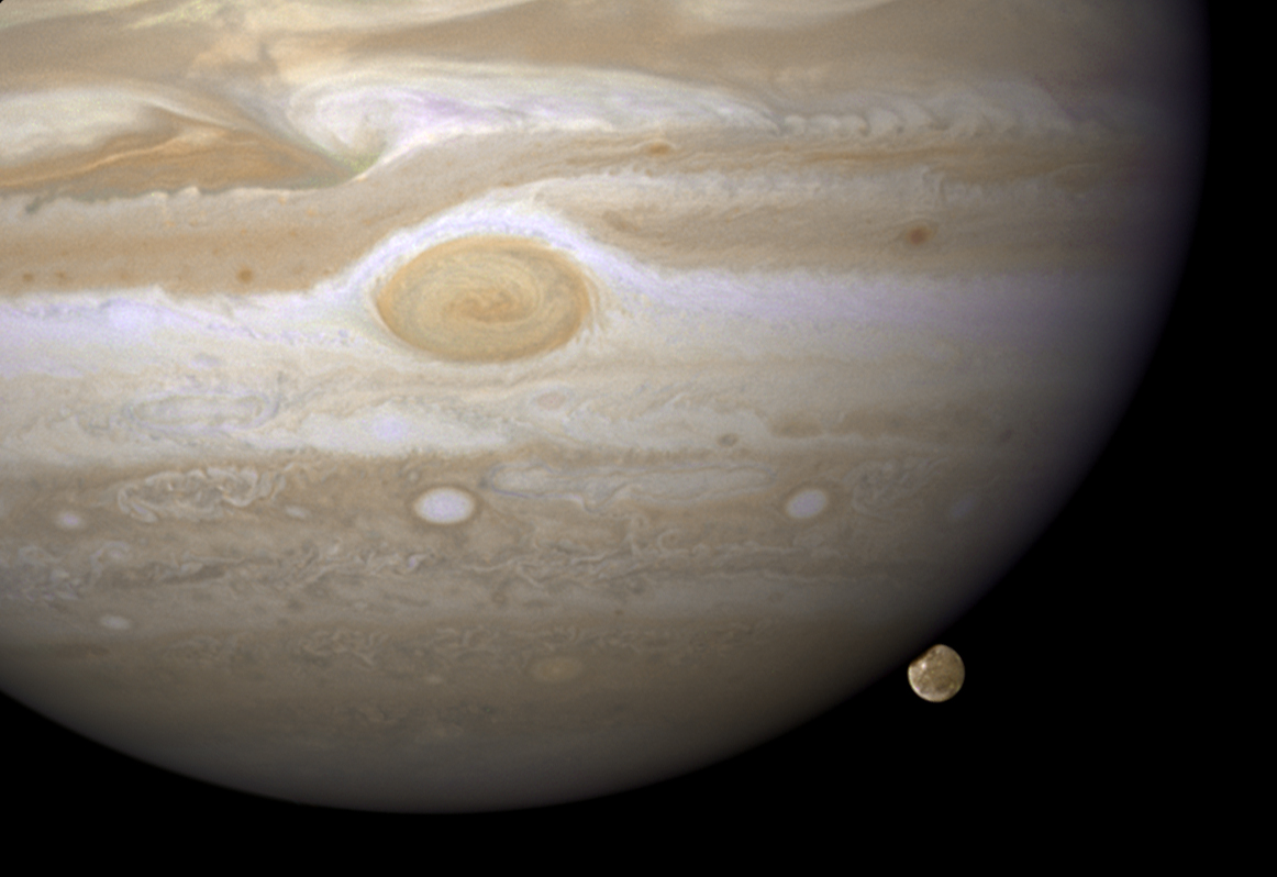 Nasa cosmos images jupiter moon