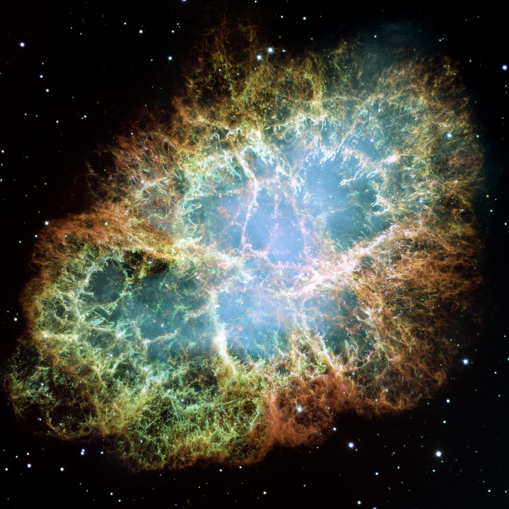 Nasa cosmos images crab nebula