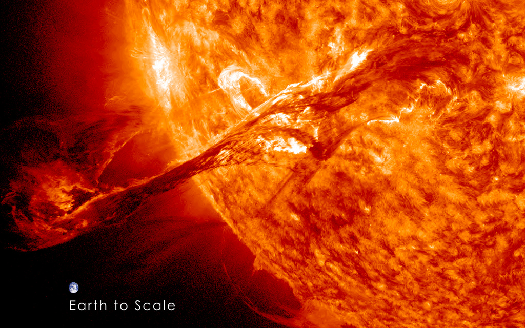 Nasa cosmos sun image