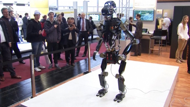 CeBIT Presents Latest Gadgets and Technology