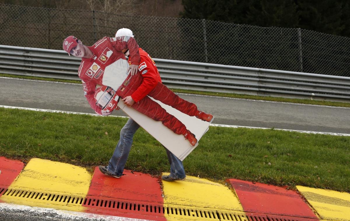 "Michael Schumacher spokeswoman Sabine Kehm says family \""remain confident\"" he will wake up from ski crash coma"