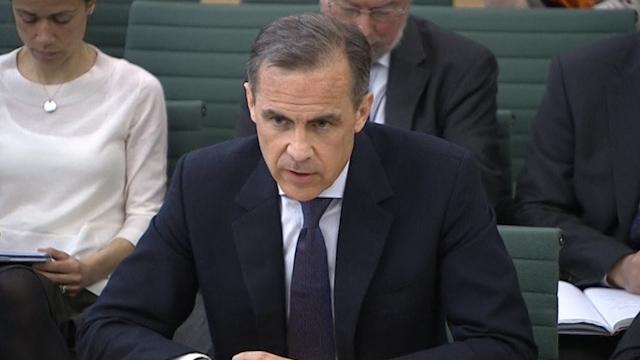 Carney: BOE Moving Relentlessly on FX Allegations