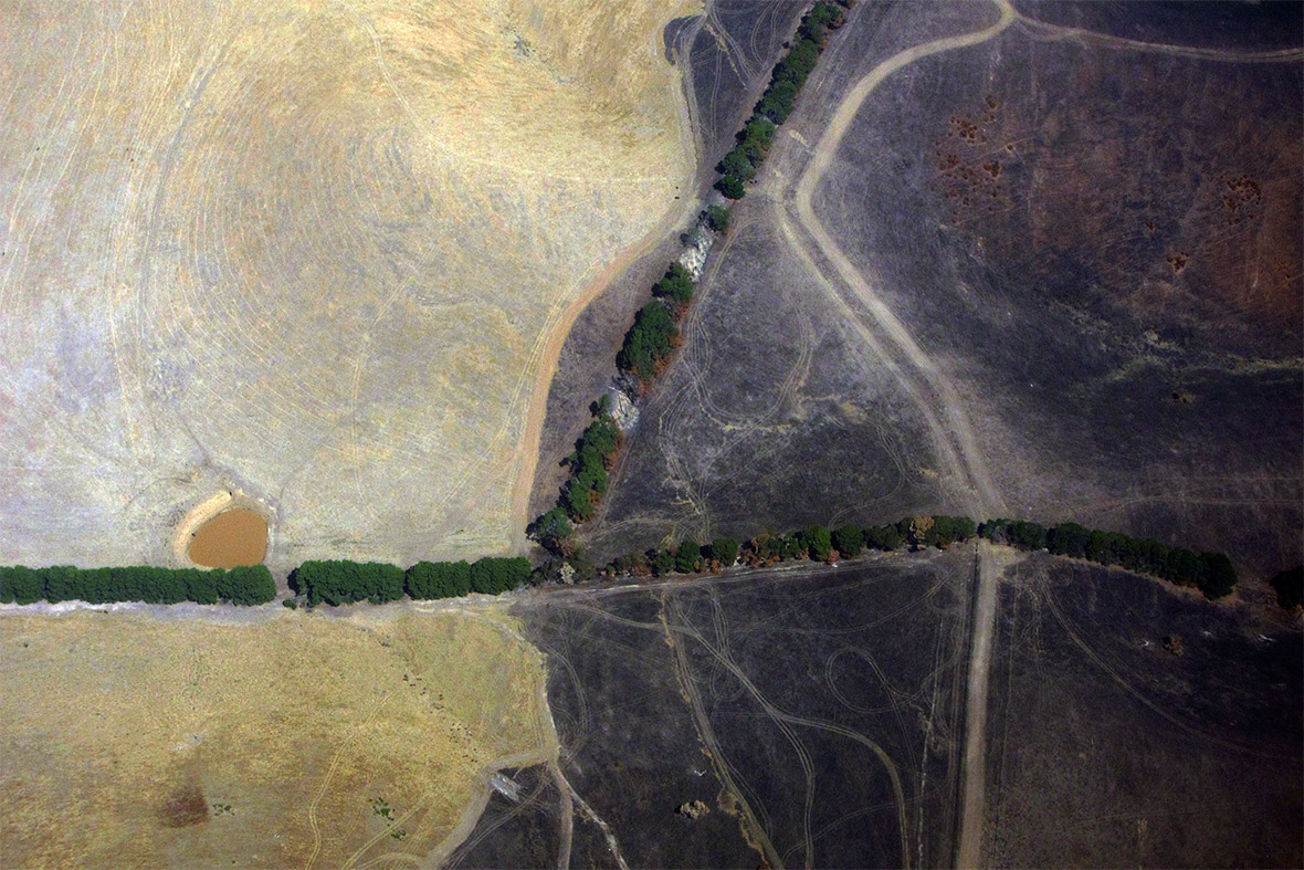 aerial drought