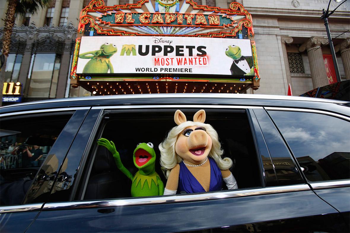 muppets premiere