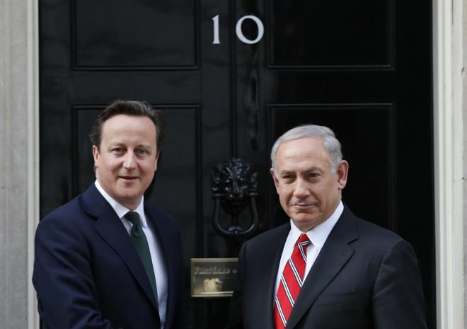 Palestine Israel David Cameron Visit Bethlehem Jerusalem Tel Aviv