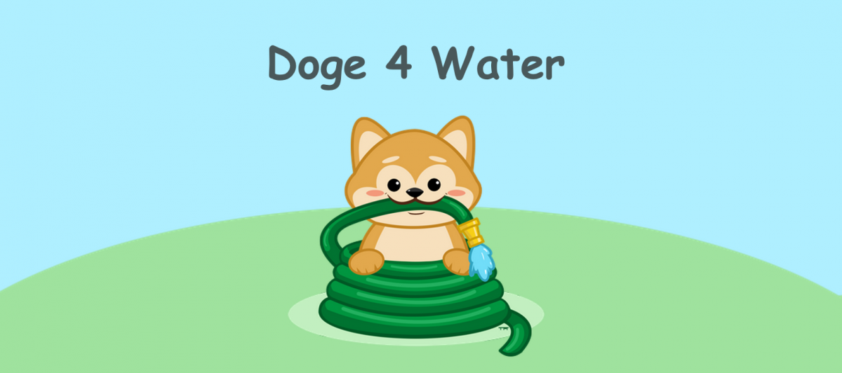 Doge4Water Campaign Raising 40 Million Dogecoin