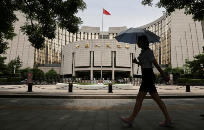 PBoC Headquarters Beijing China