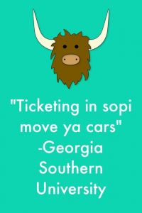 How Yik Yak is used on college campuses: Public service announcments
