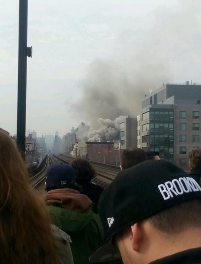NYC EXPLOSION PICTURE TWITTER