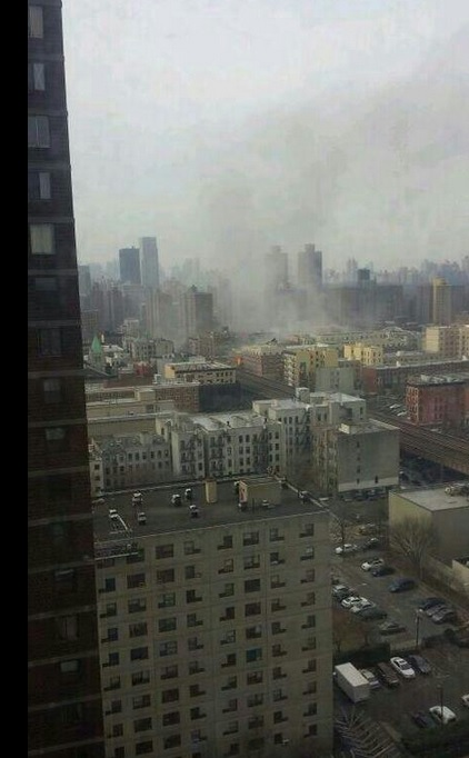 @YourAnonNews - Twitter - files a picture of the explosion