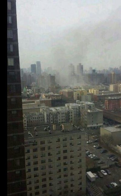 YourAnonNews - Twitter - files a picture of the explosion