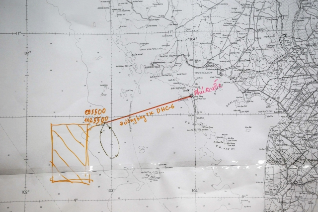 MH370 Flight: Last Sighting Possibly Off West Coast