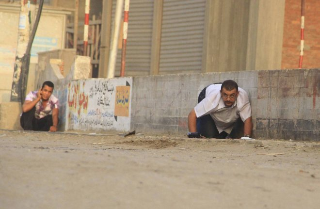 Egypt Militamen Kill One Army Officer Injure 3 Cairo