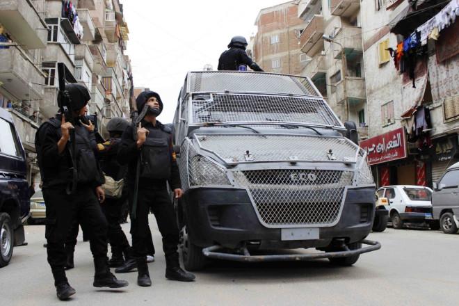 Cairo Army Muslim Brotherhood
