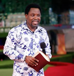T.B Joshua, pastor of The Synagogue, Church Of All Nations (SCOAN) and founder of Emmanuel TV, allegedly prophesied the incident would occur, on 28 July, 2013.