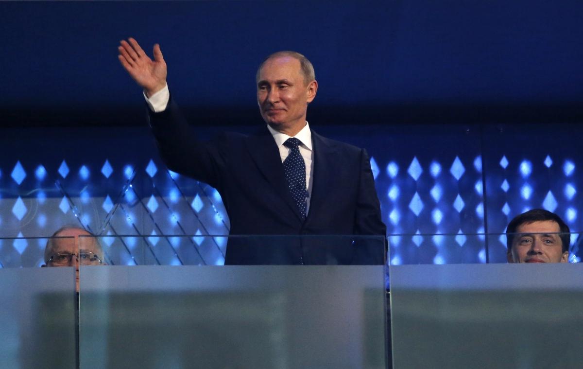 Putin Approval Rating Russia Ukraine Crimea