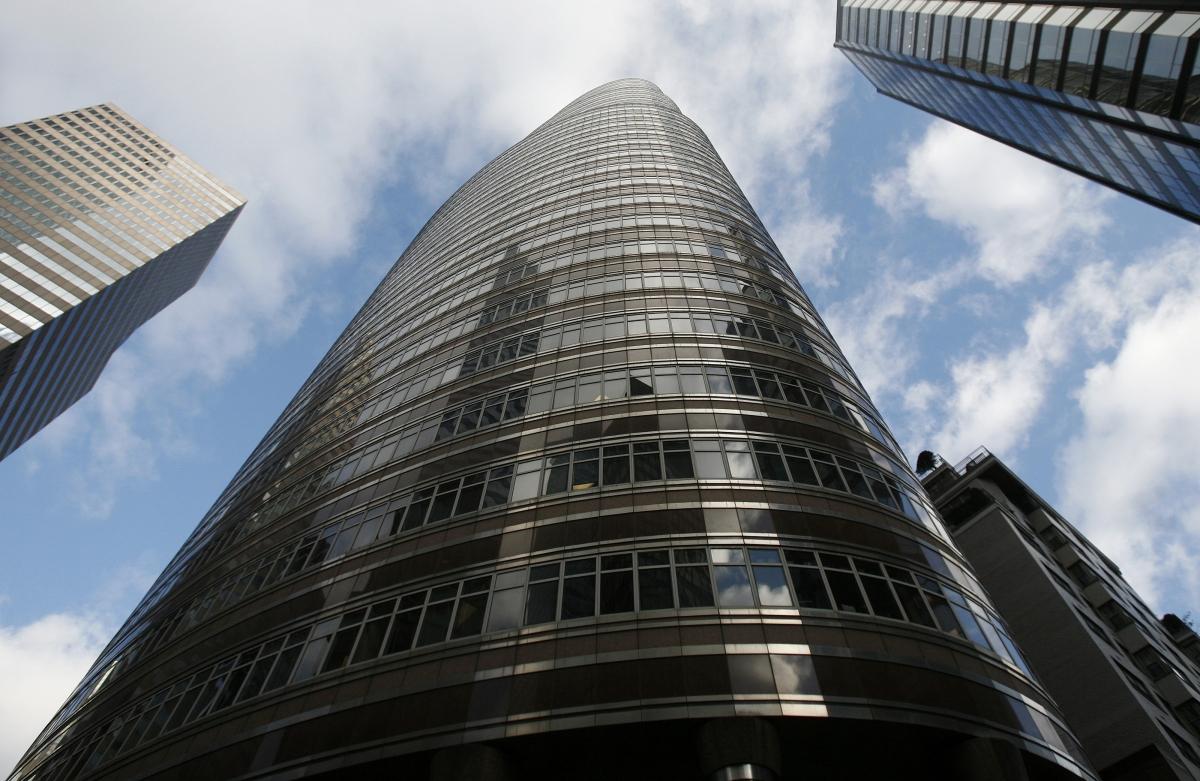 Bernard L. Madoff Investment Securities' Former Office