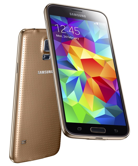 Samsung Galaxy S5 Apps Leaked Ahead of Release: APK Download