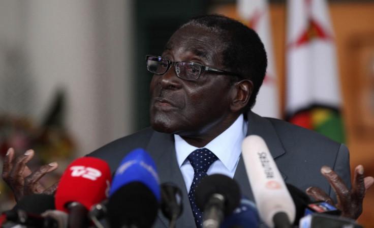 Mugabe Zimbabwe Africa Despot Tyrant Corrupt South Daughter Birthday Tax