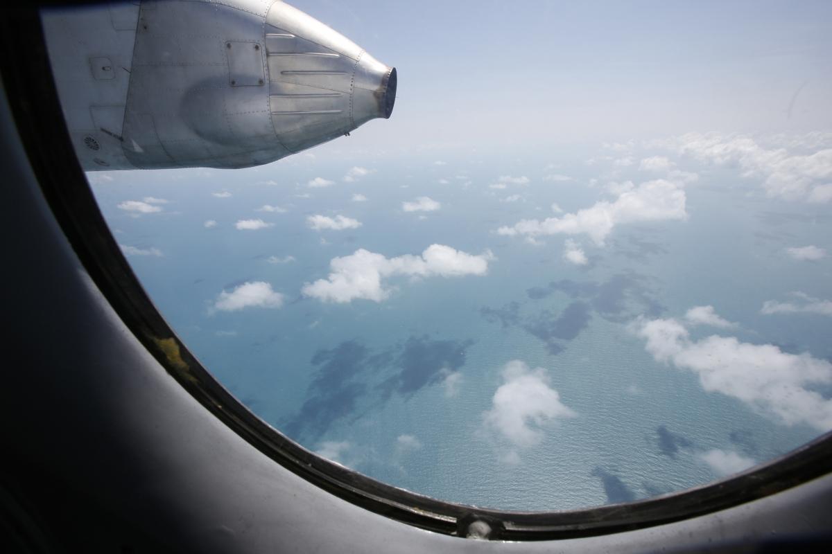 Malaysian Plane