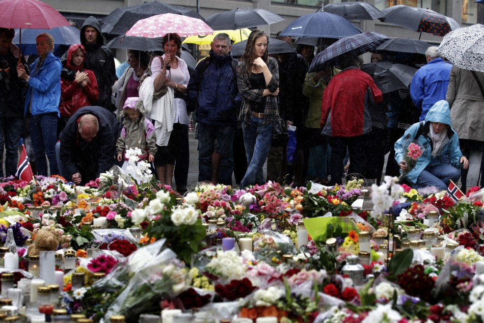 Oslo Norway Gunman Seeks Open Hearing (Latest Photos: Breivik, Massacre Scenes, Manifesto and More)