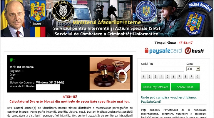 Romania Ransomware to Blame for Father and Son Suicide