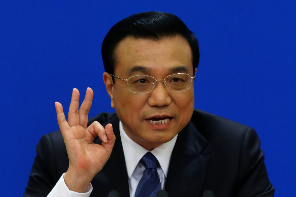 Li Keqiang Confident China Will Hit 7.5% Growth Target for ...