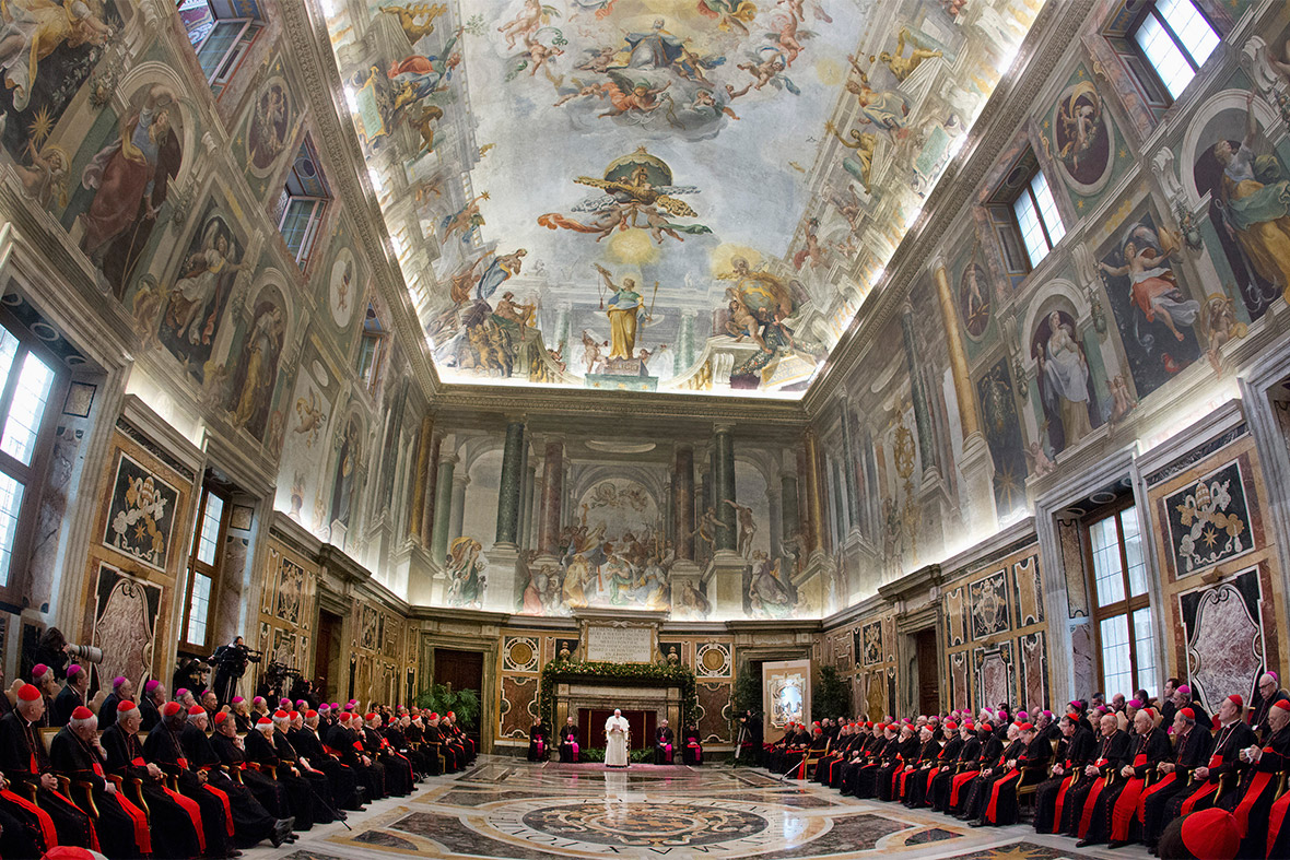 Pope Francis S Church For The Poor Has Assets Worth Billions