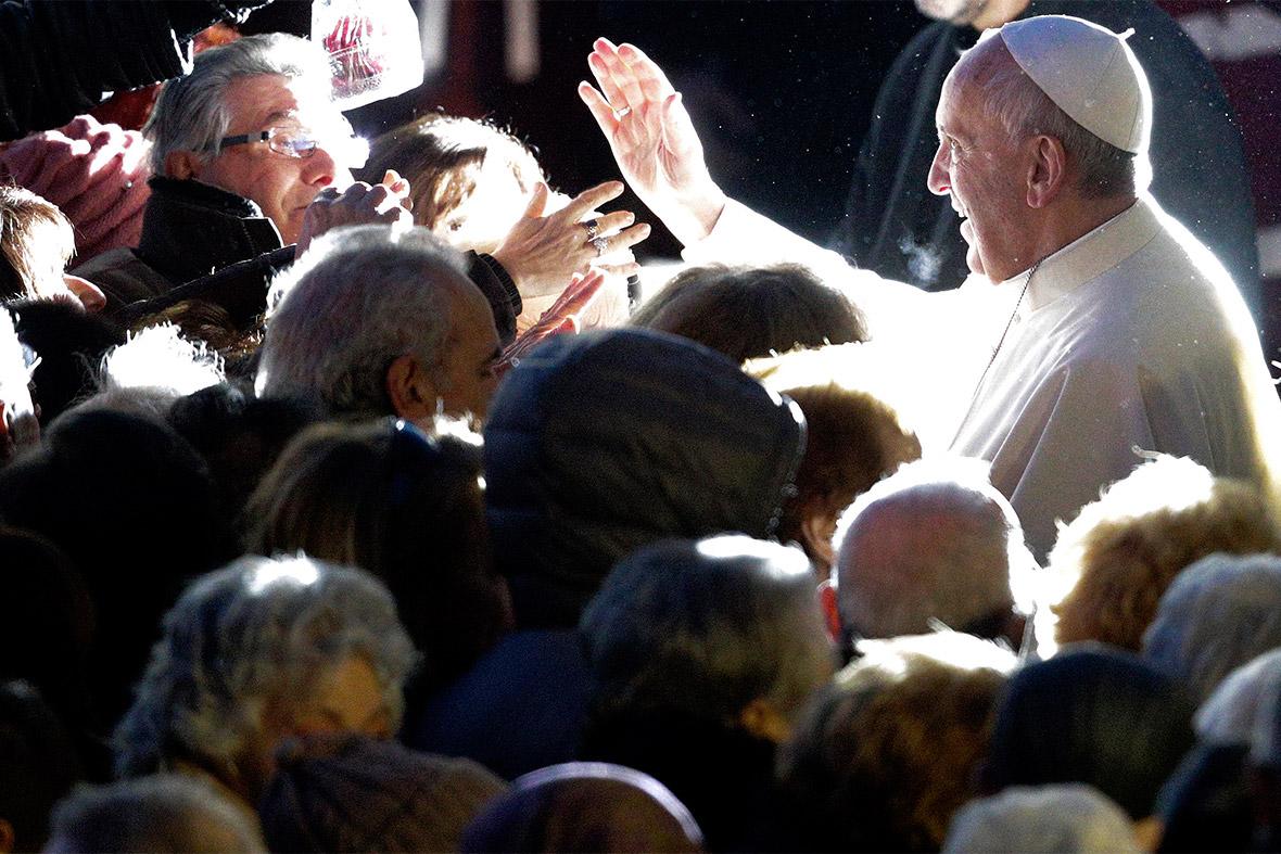 pope 18