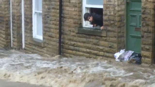 UK Flood Insurance Claims Hit £500m