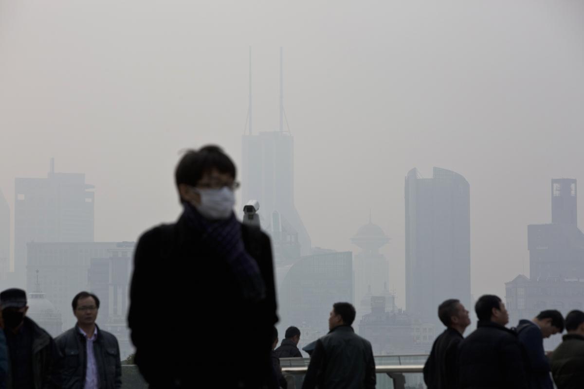 Pollution China
