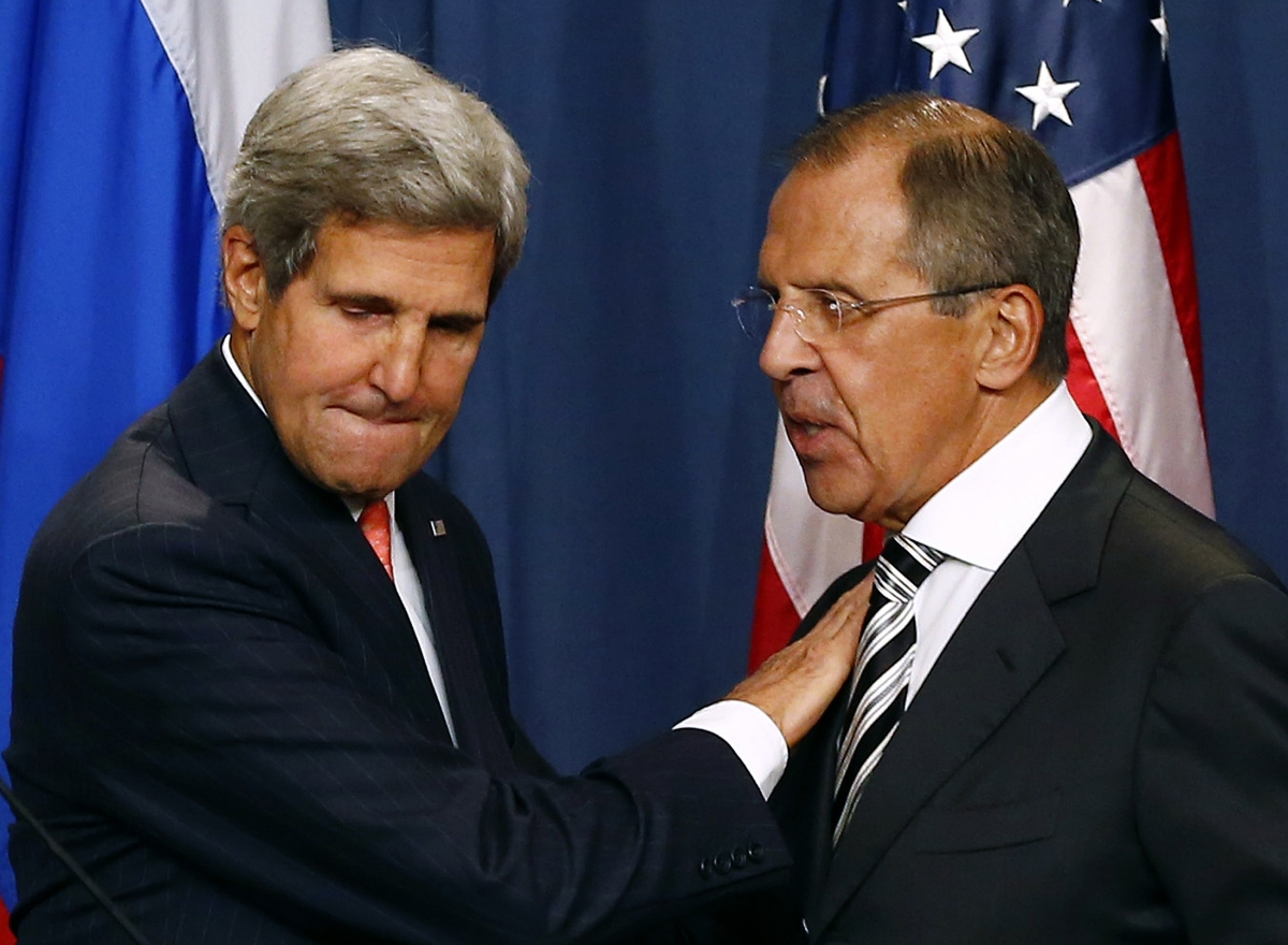 US Russia Talks London Ukraine Crimea Invasion