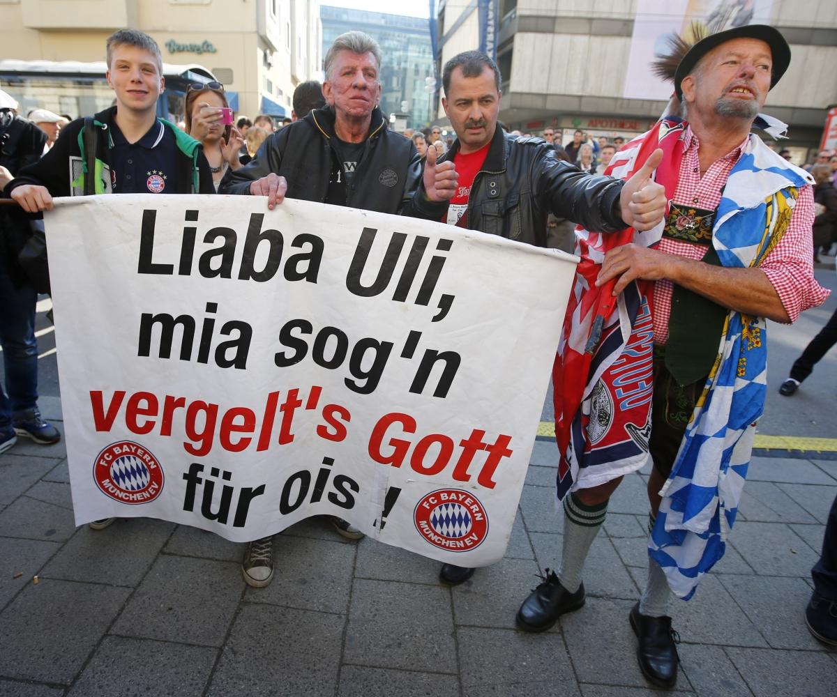 Bayern Munich Chief Uli Hoeness Gets 3.5 Year Prison Sentence for Tax Evasion