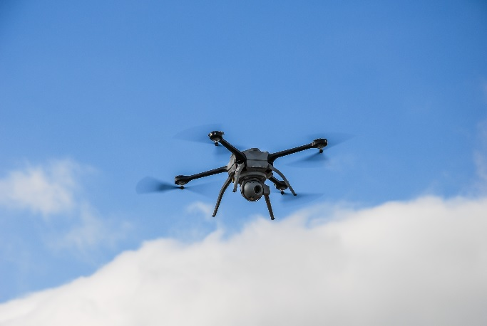 Sussex Police drone