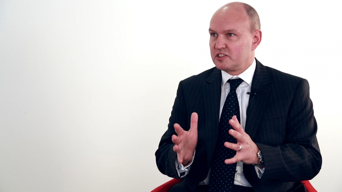 Bishopsgate Financial CEO Mike Hampson: Why ex-Armed Forces Staff Will Drive Future UK Financial Services