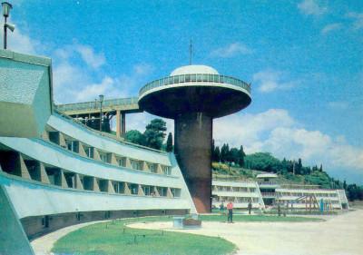 alushta soviet hotel