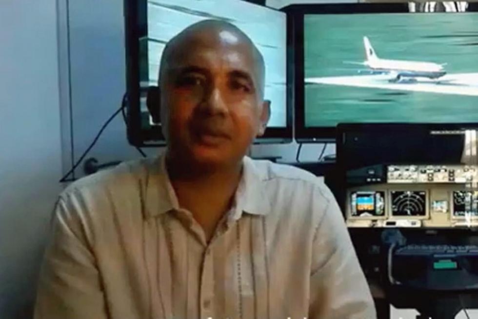 Pilot Zaharie Ahmad Shah Malaysia Airlines