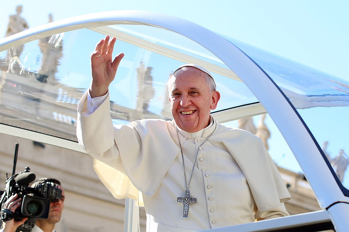 Pope Francis: Highlights of First Year as Pontiff