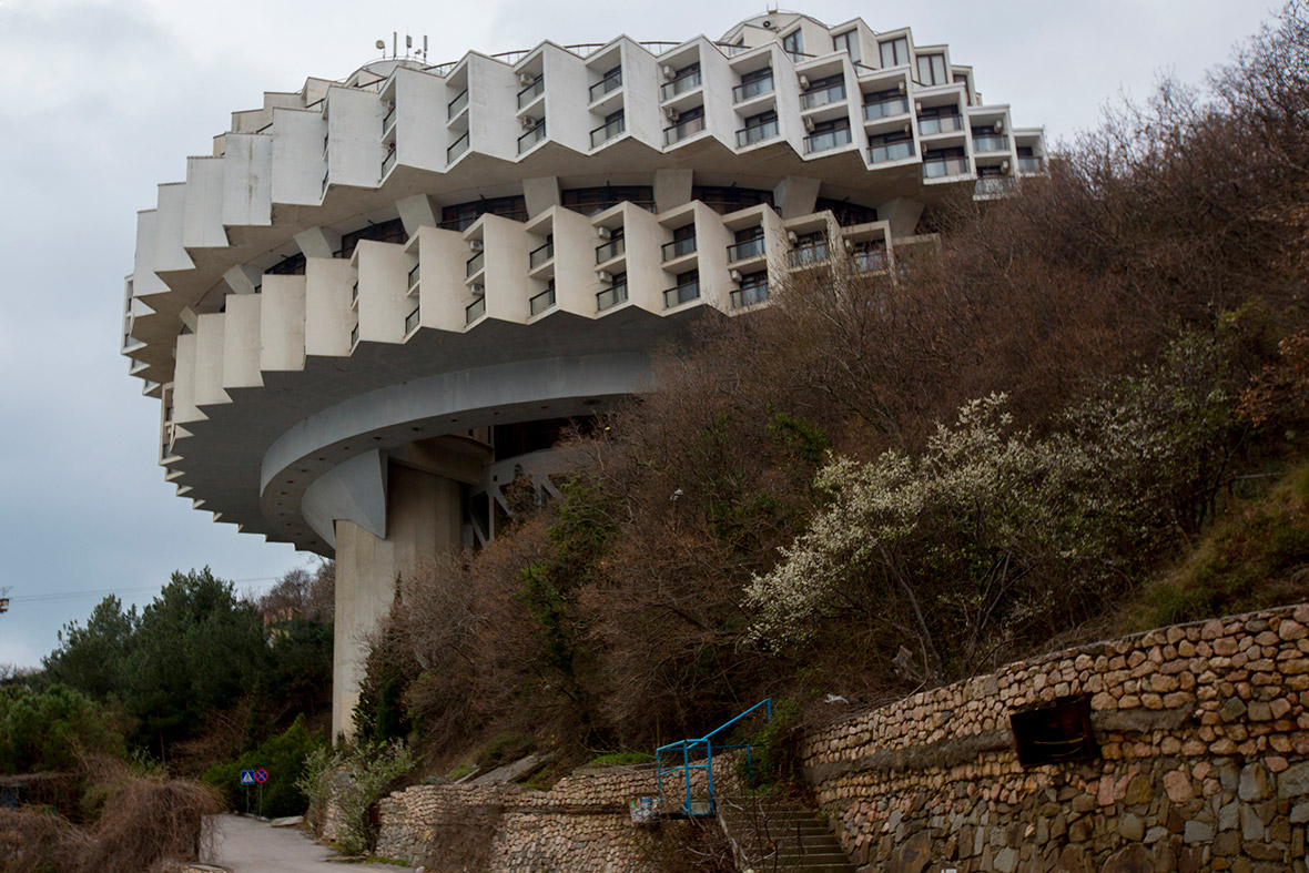 yalta sanatorium