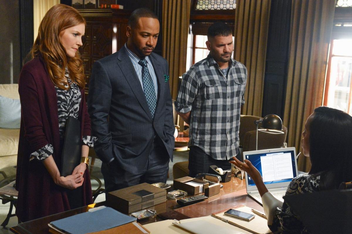 Scandal Season 3, Episode 13