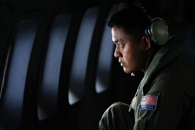 Malaysia Airlines Flight Missing Thailand Asia Peninsula