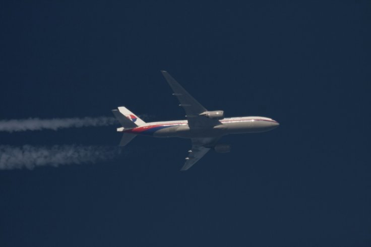 Seismic activity detected when Malaysia Airlines flight MH370 suddenly disappeared from all radar screens
